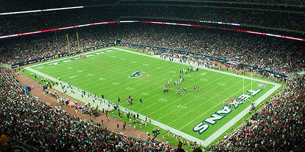NRG Stadium - LED Light Source