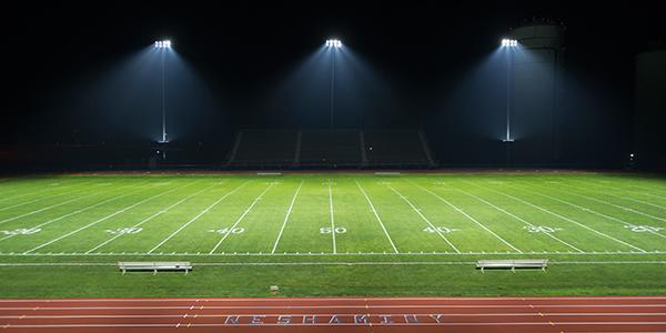 Neshaminy High School Stadium – LED Light Source