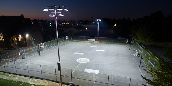 Steve Cox Memorial Park Musco Sports Lighting