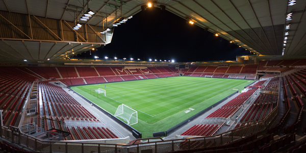 Riverside Stadium – Home of the Middlesbrough FC