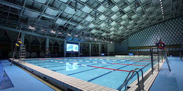 Shanghai Pudong Swimming Arena