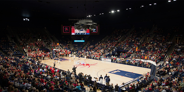 University of Richmond - Robins Center