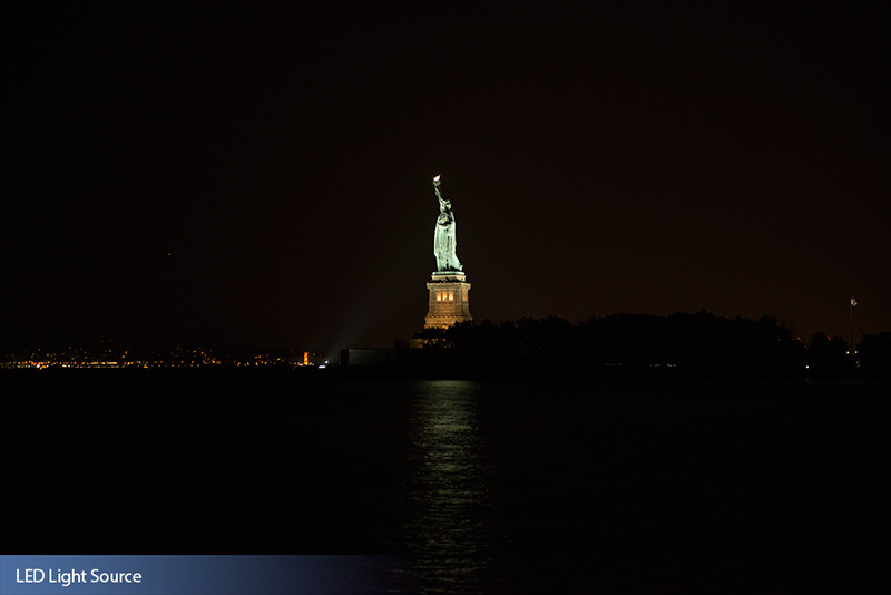 Statue of Liberty National Monument & Statue of Liberty National Memorial | Musco Sports Lighting | azcodes.com