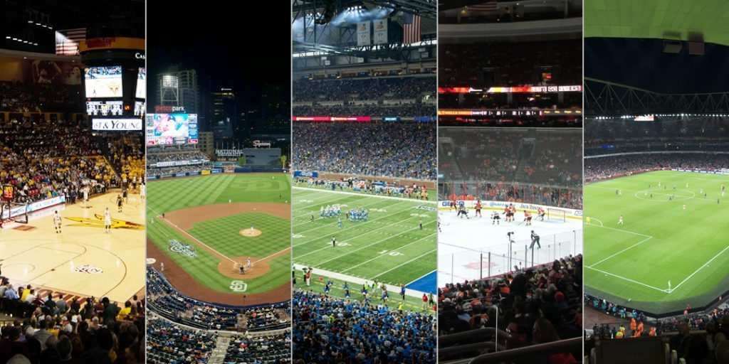 Sports Lighting Solutions