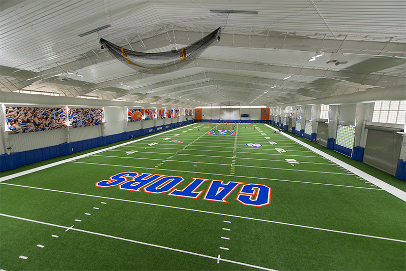 University of Florida – Indoor Practice Facility
