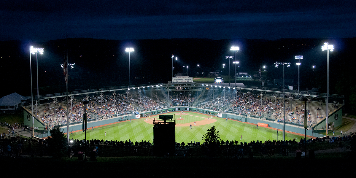 Lamade Stadium, South Williamsport, Pennsylvania