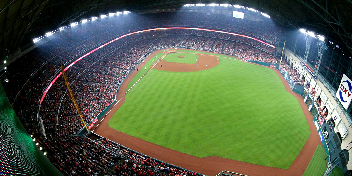 Minute Maid Park – Home of the Houston Astros