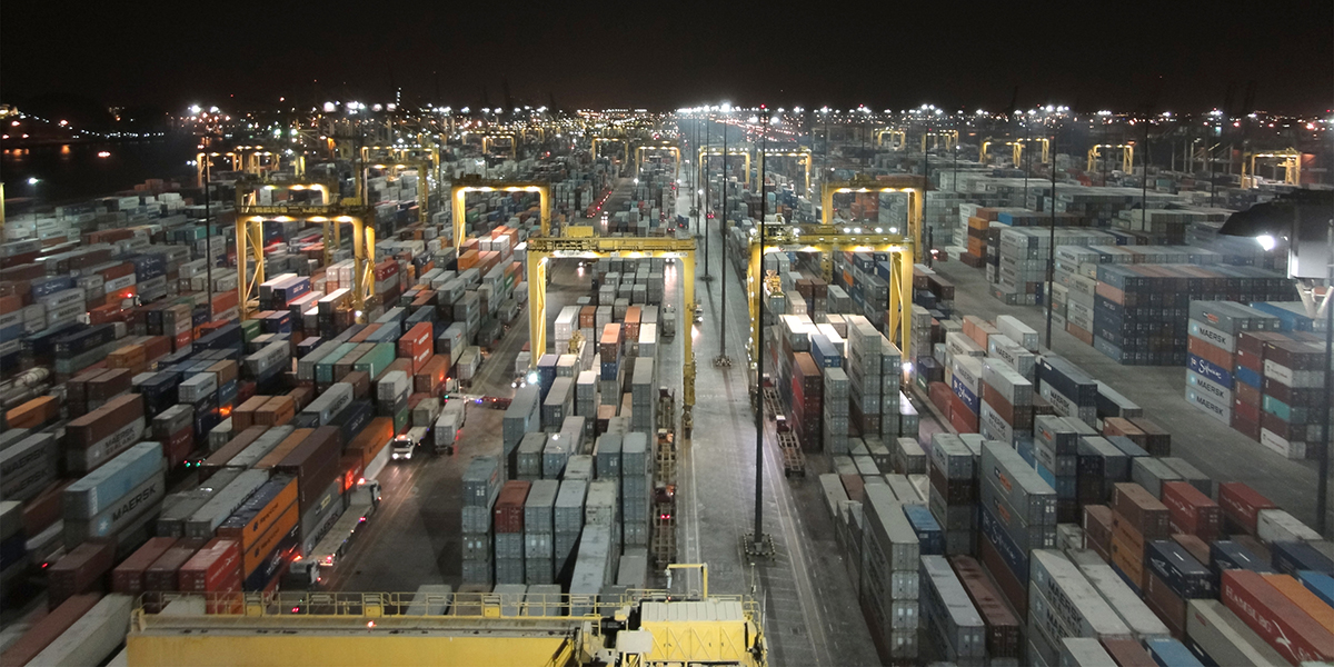 DP World Jebel Ali Port Terminal 1