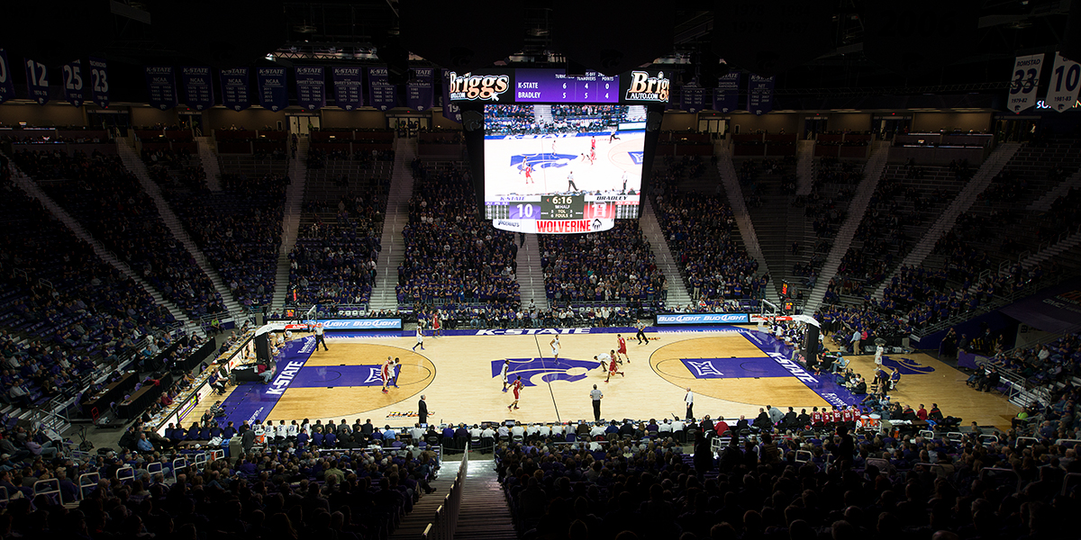 Kansas State University – Bramlage Coliseum