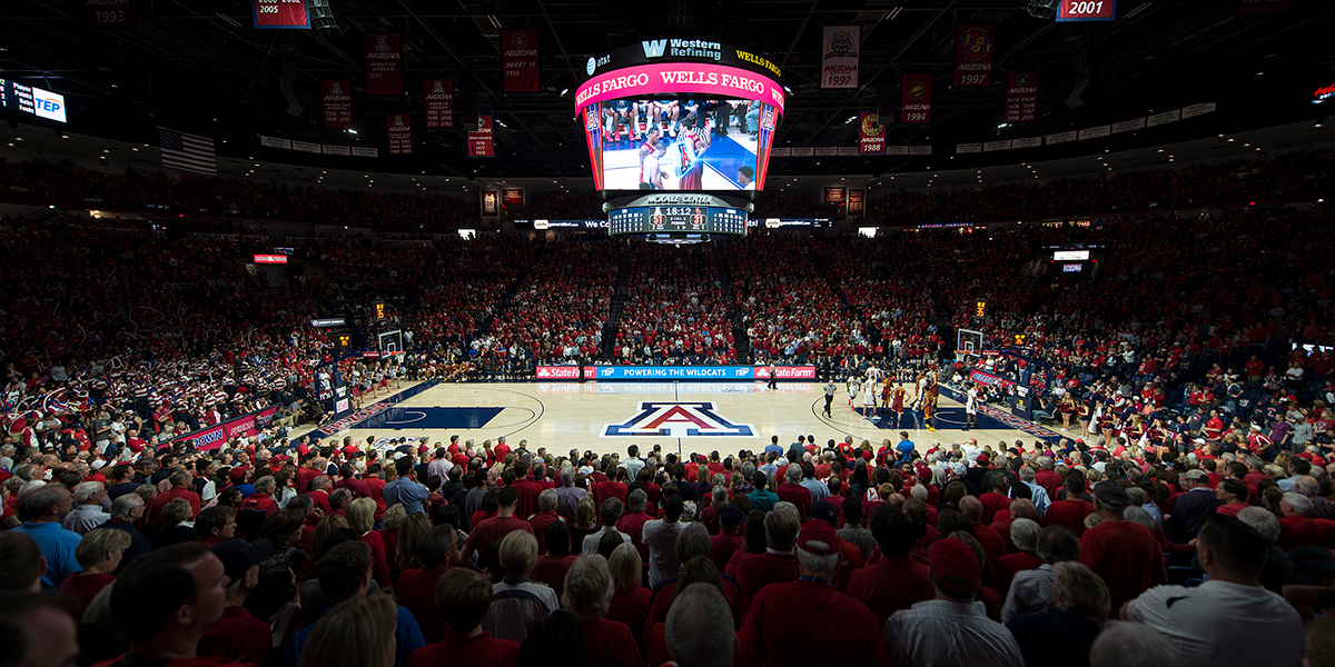 University of Arizona McKale Center