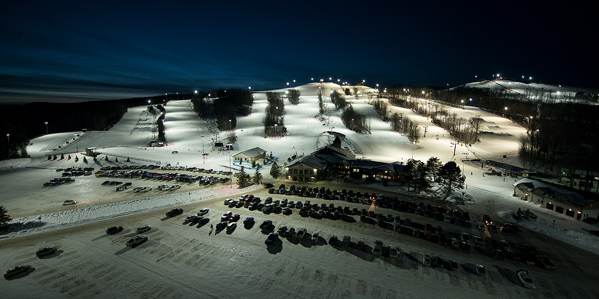 Mount St. Louis Moonstone Ski Resort