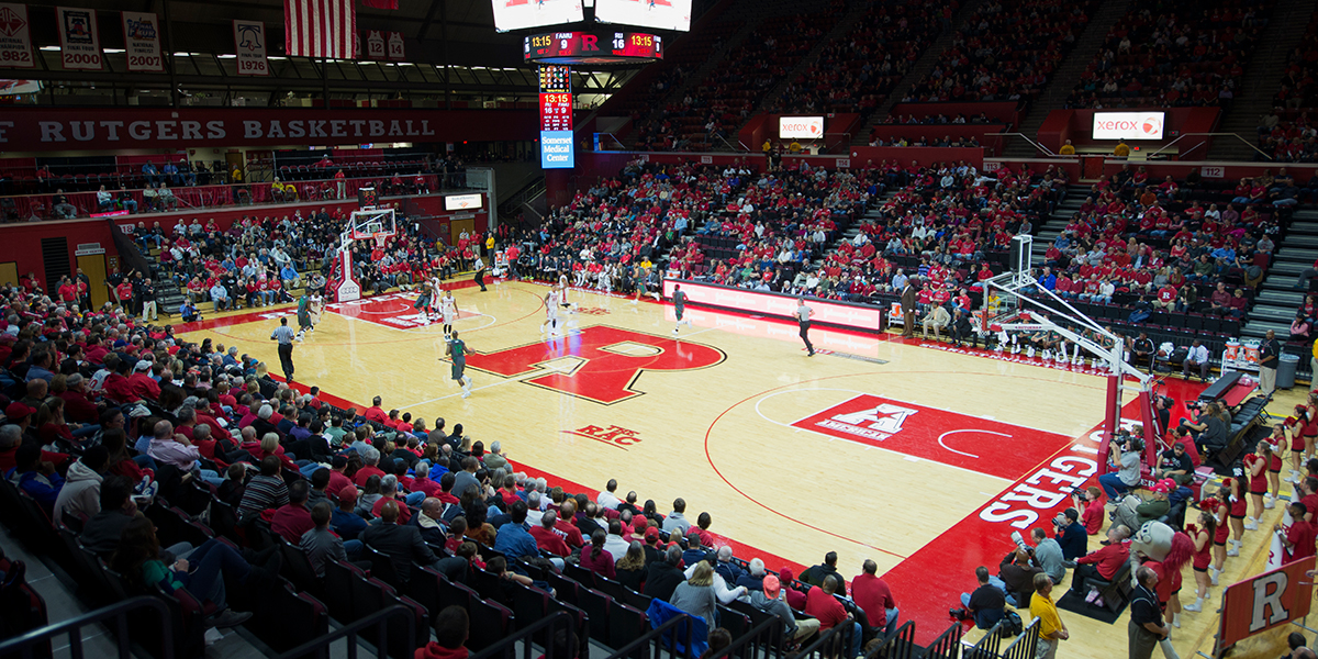 Rutgers University - Rutgers Athletic Center