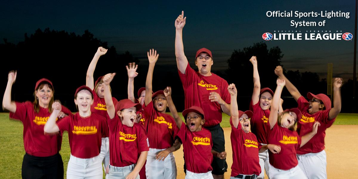 Little League® Baseball and Softball