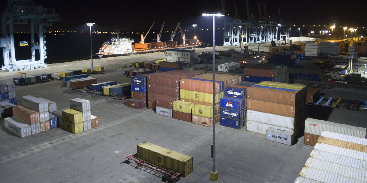JAXPORT – Jacksonville Port Authority