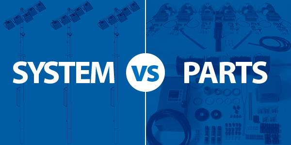 System vs Parts