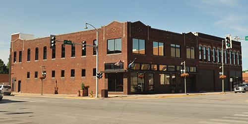 Oskaloosa Corp Building