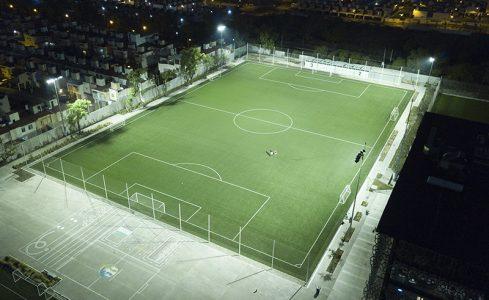 Mexican Soccer Federation (FEMEXFUT) Practice Field