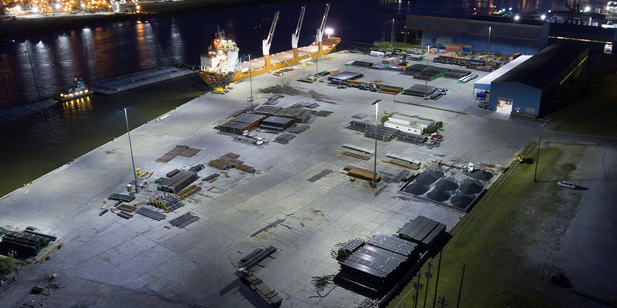 Coastal Cargo Port of Houston