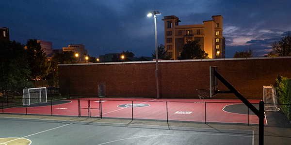Mini-pitch at Petworth Recreation Center