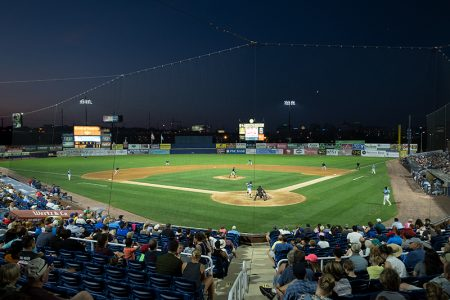 Wilmington Blue Rocks Frawley Stadium