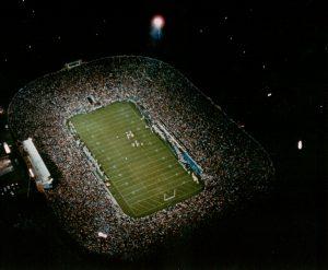 Notre Dame Stadium 1982