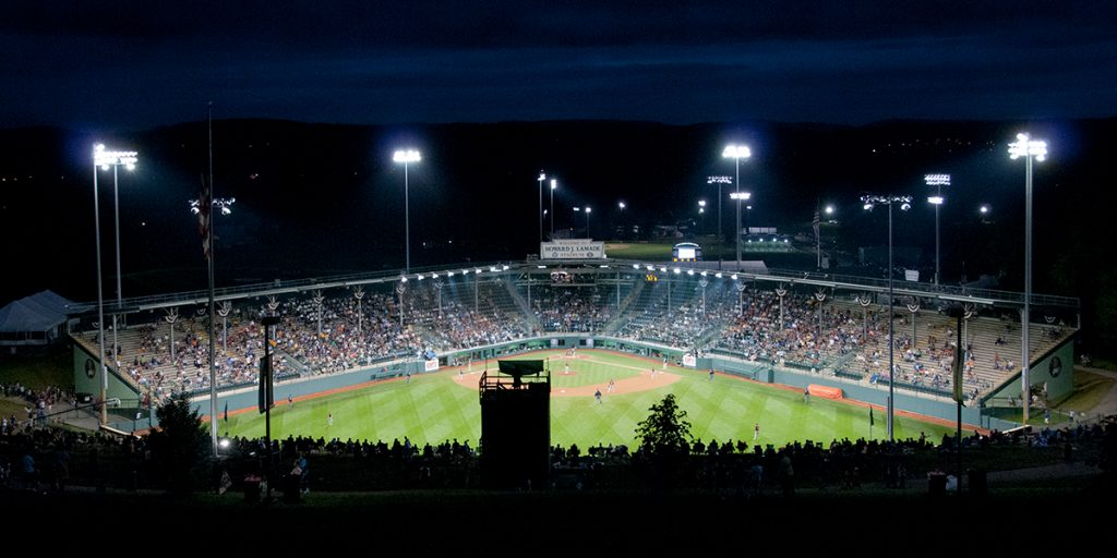 Lamade Stadium - Home of the Little League Baseball® World Series