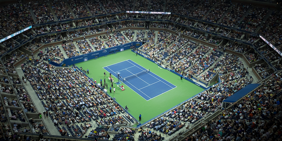 USTA Billie Jean King National Tennis Center – Arthur Ashe Stadium