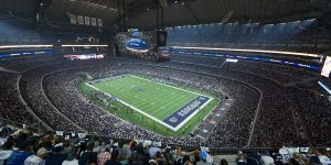 AT&T Stadium – Home of the Dallas Cowboys