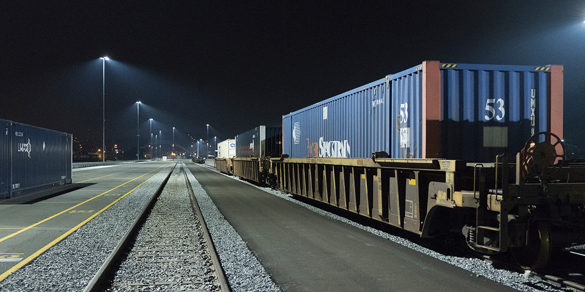 Pittsburgh Intermodal Rail Terminal – CSX Transportation