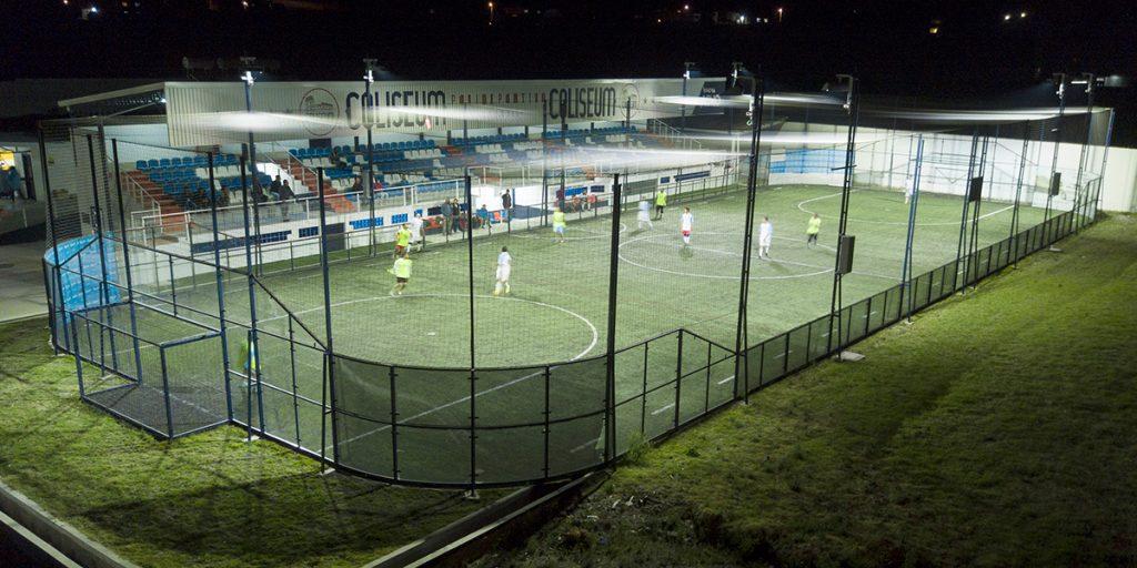 F7 Fields, Coliseum Polideportivo