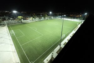 Mexican Soccer Federation (FEMEXFUT) Practice Field