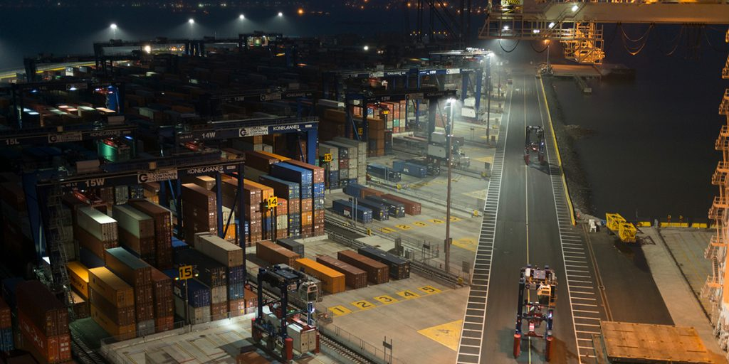 Global Container Terminal