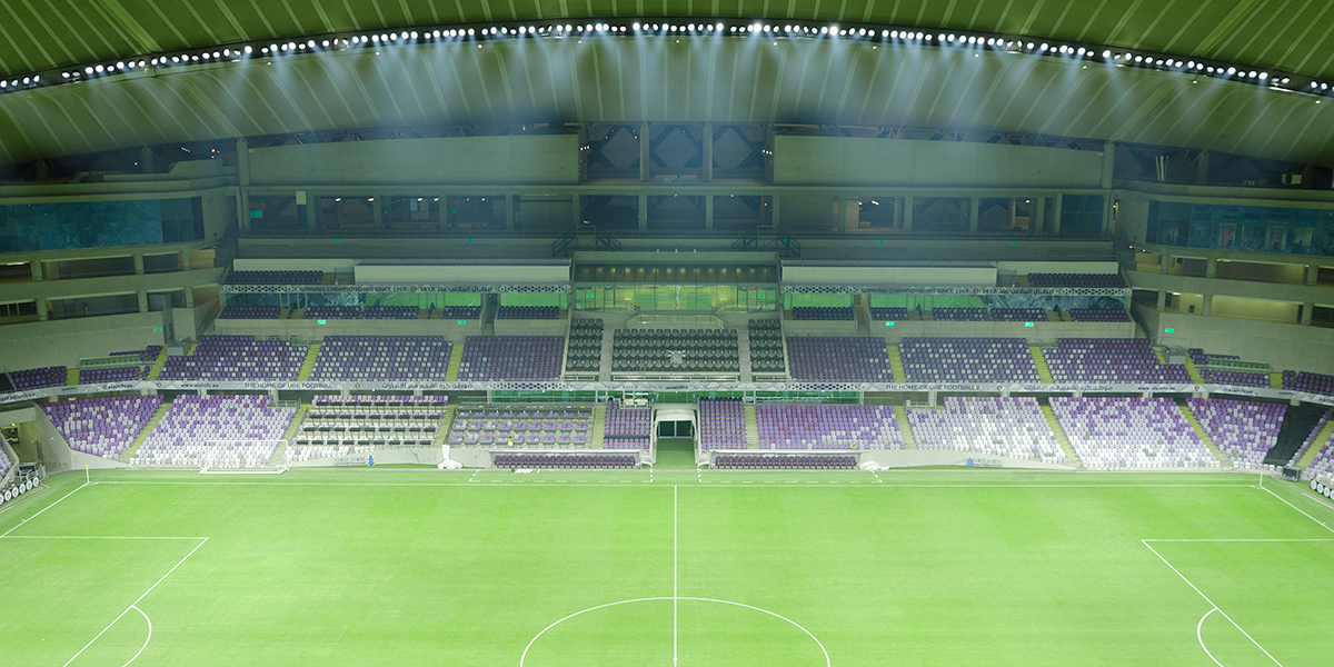 Hazza bin Zayed Stadiumt