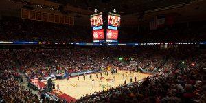 Iowa State University – Hilton Coliseum