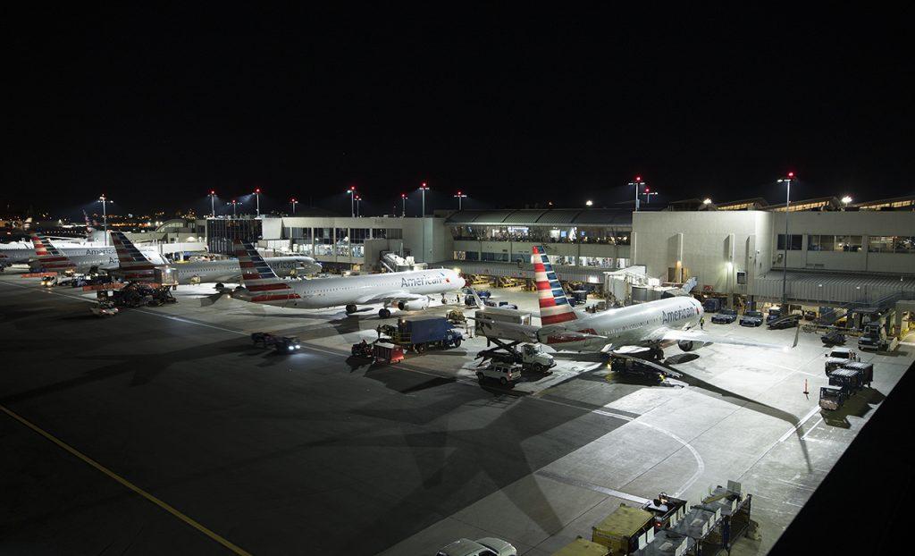 Los Angeles International Airport (LAX) Terminal 4
