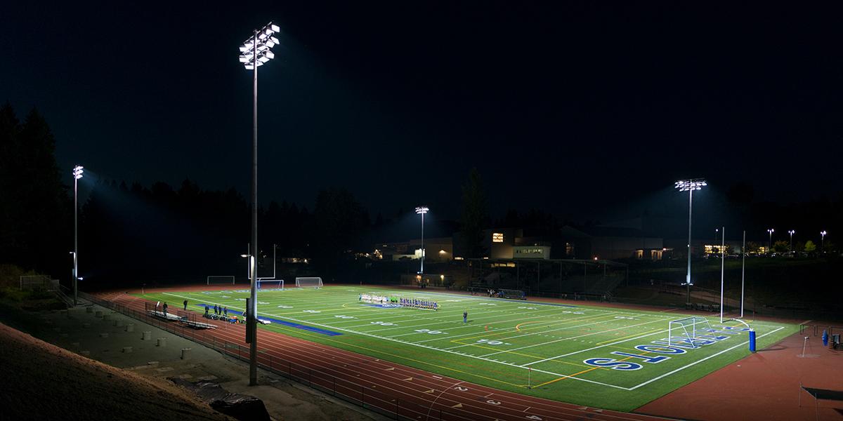 Liberty High School Football Stadium