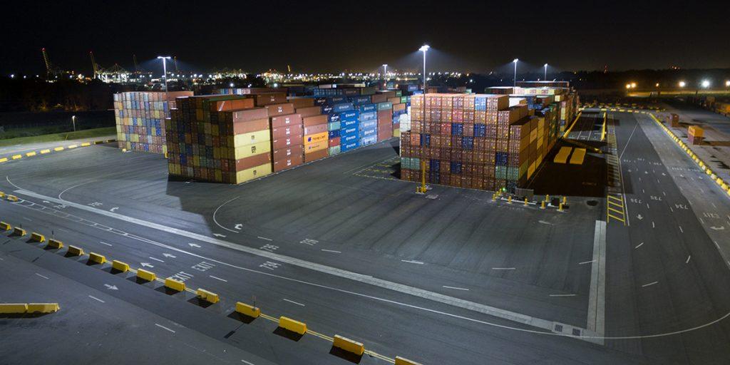 Mason Empty Depot – Georgia Ports Authority