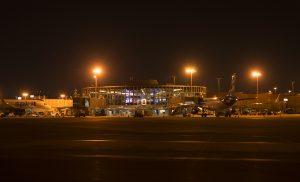 McCarran International Airport (LAS) (Before)