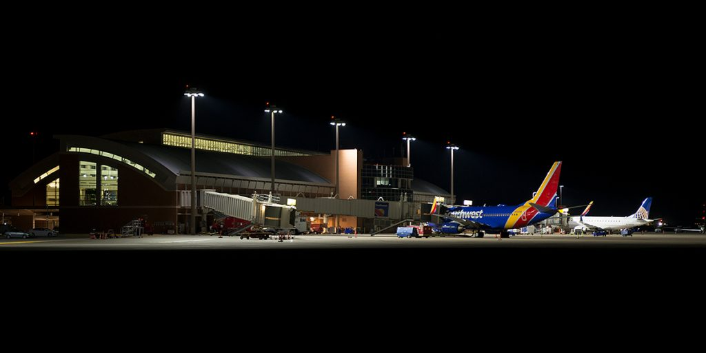 Midland International Air & Space Port (MAF)