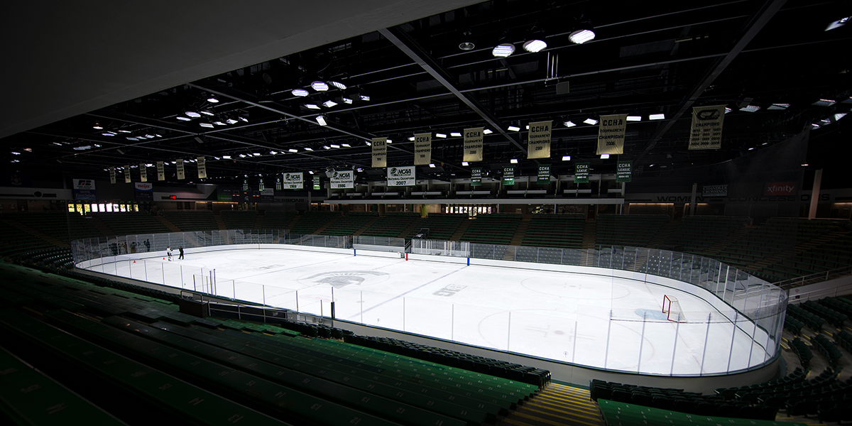 Michigan State University - Munn Ice Arena