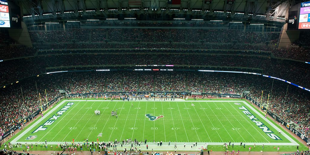 NRG Stadium — Home of the Houston Texans