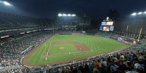 Oriole Park at Camden Yards—Home of the Baltimore Orioles
