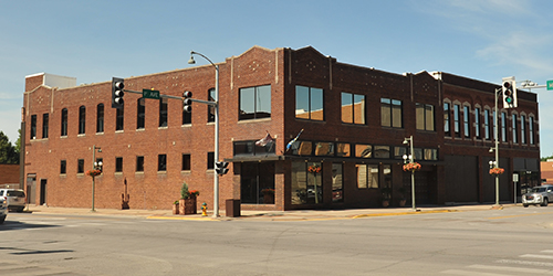 Oskaloosa Corporate Campus