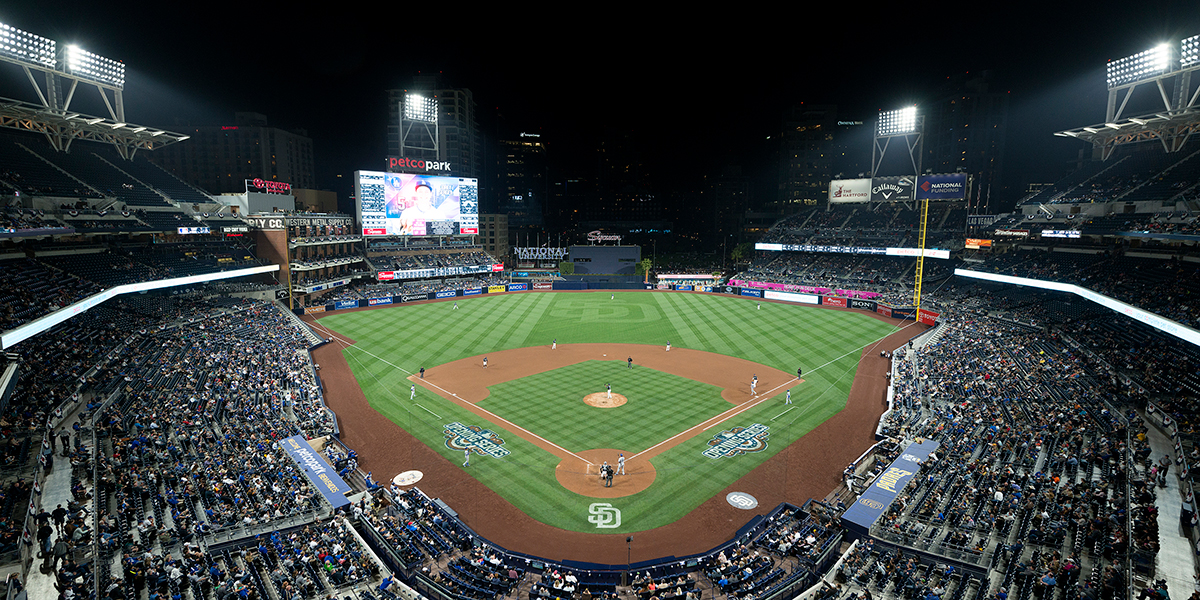 Petco Park — Home of the San Diego Padres