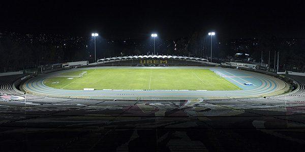 """Potros UAEM FC - Estadio Universitario Alberto """"Chivo"""" Córdoba"""