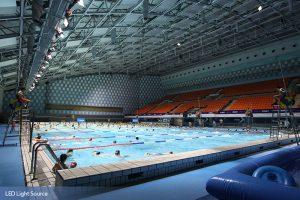 Shanghai Pudong Swimming Arena
