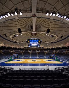 Purcell Pavilion at the Joyce Center