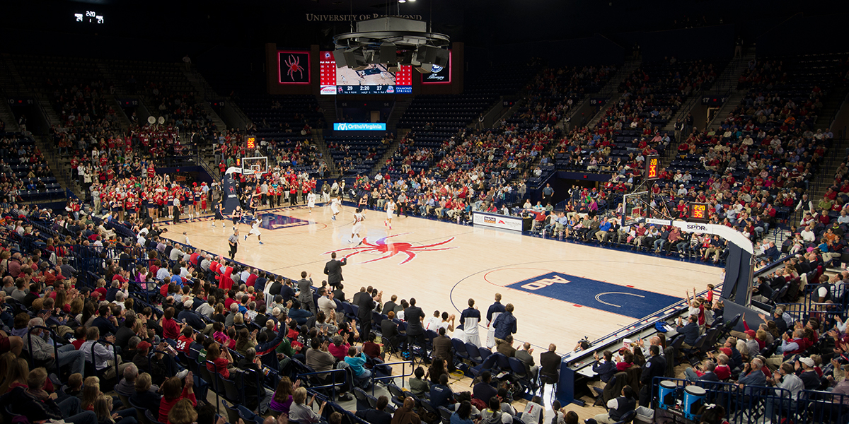 University of Richmond – Robins Center