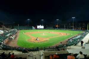 Samford Stadium-Hitchcock Field at Plainsman Park—Auburn University
