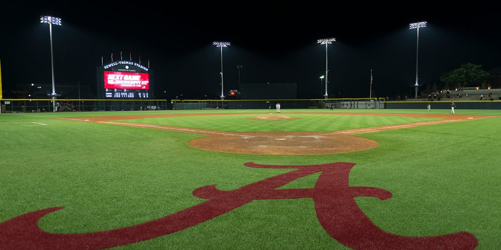 Sewell-Thomas Stadium – Home of the Crimson Tide
